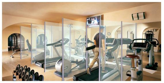 Πρωτόκολλο επαναλειτουργίας των γυμναστηρίων (Μάιος 2021)